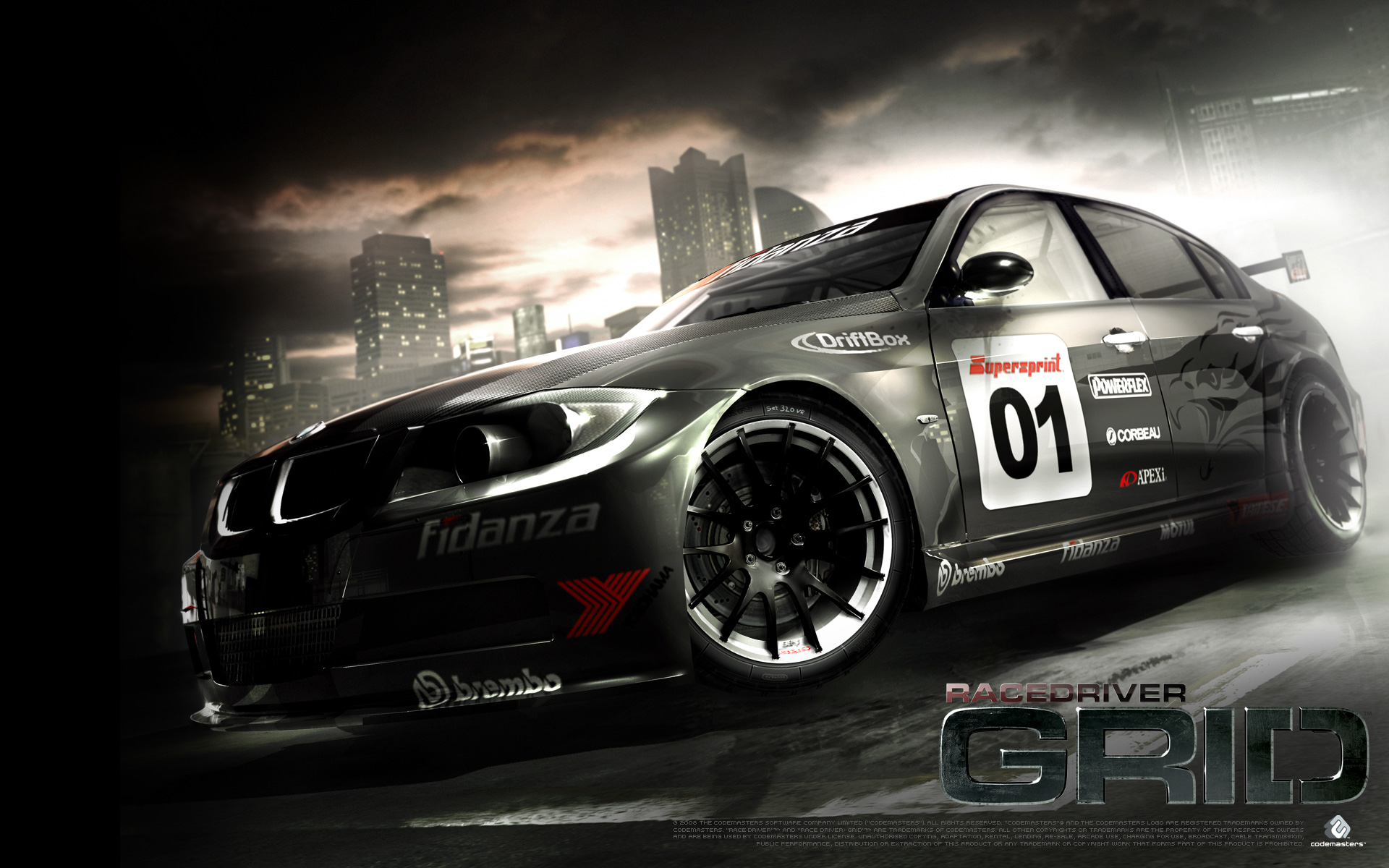 Download Game Racing Landscape For Samsung Champ